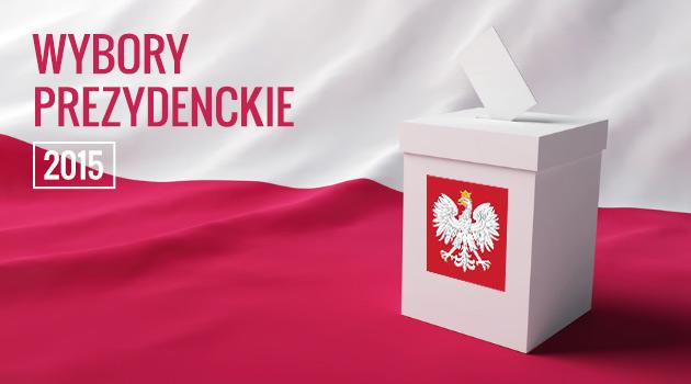 Wybory Prezydenckie 2015 - pierwsza tura