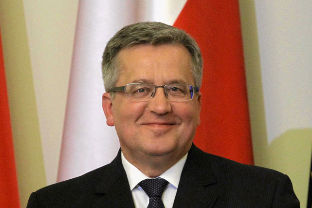 Komorowski Bronisław